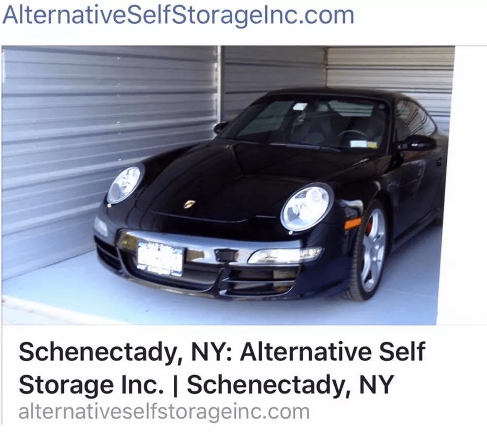 Vehicle Storage Schenectady Car Storage Rotterdam Alternative
