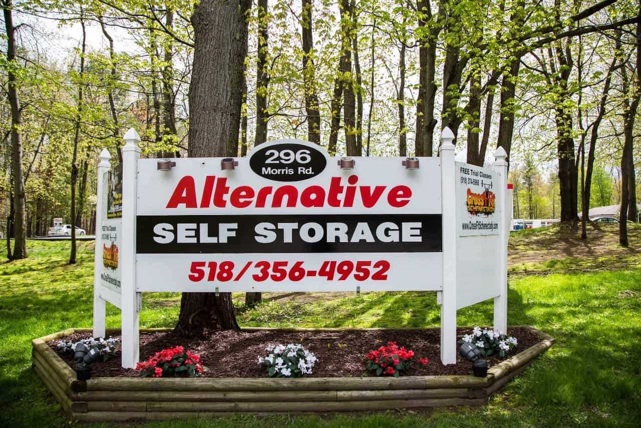 Alternative Self Storage Inc. Schenectady, NY
